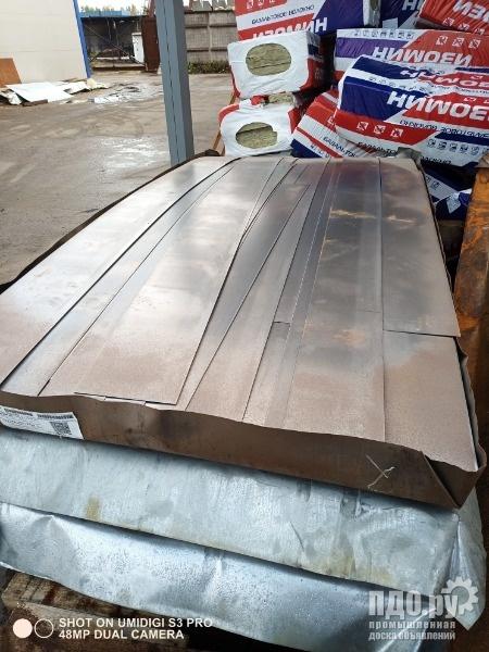 деловые отходы х/к листового металла