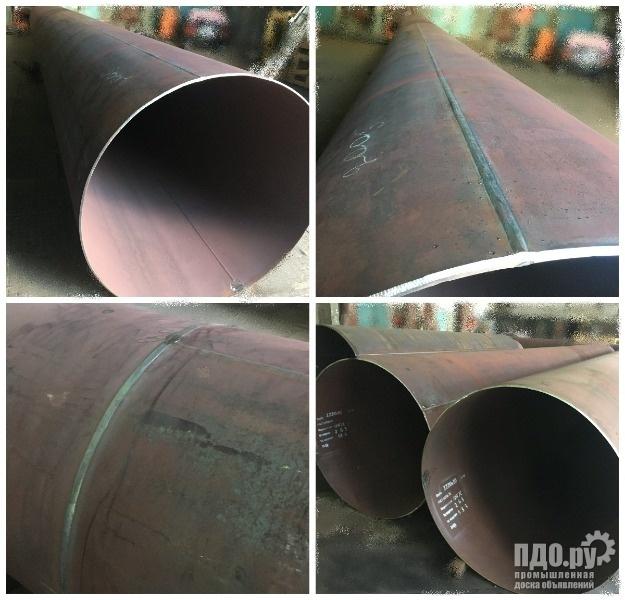 Трубы большого диаметра 720-2020 изготовление.