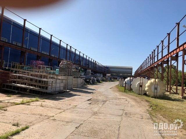 Продадим Крановую Эстакаду (КЭ) открытую 24х60 м б/у.