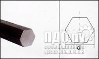 Шестигранник 30ХМА из наличия, размеры от 17 до 65 мм, доставка по РФ. купить, цена
