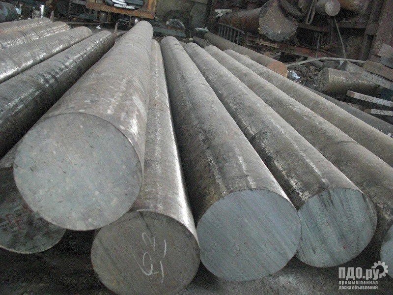 Круг 30ХГСА из наличия, диаметры от 10мм до 320мм, доставка по РФ, купить, цена