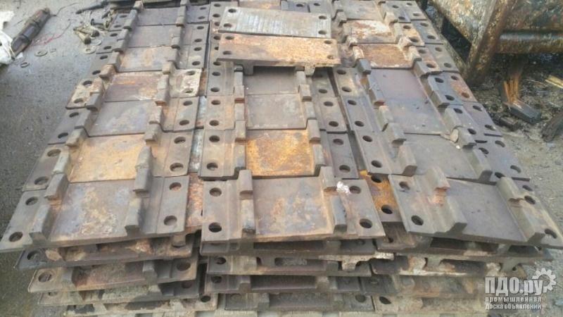 Подкладка КД65  ГОСТ 16277-93  на складе