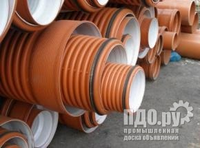Труба полиэтиленовая пнд для воды и газа, канализации в Ставрополь
