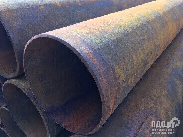 Продам трубу 377х9 восстановленную, цельнотянутую, 140 тонн