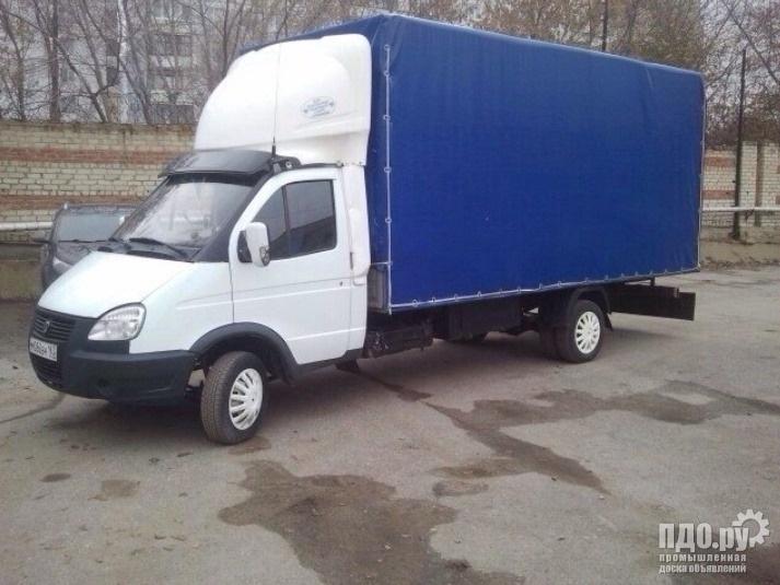 Машина с грузчиками для переезда Нижний Новгород