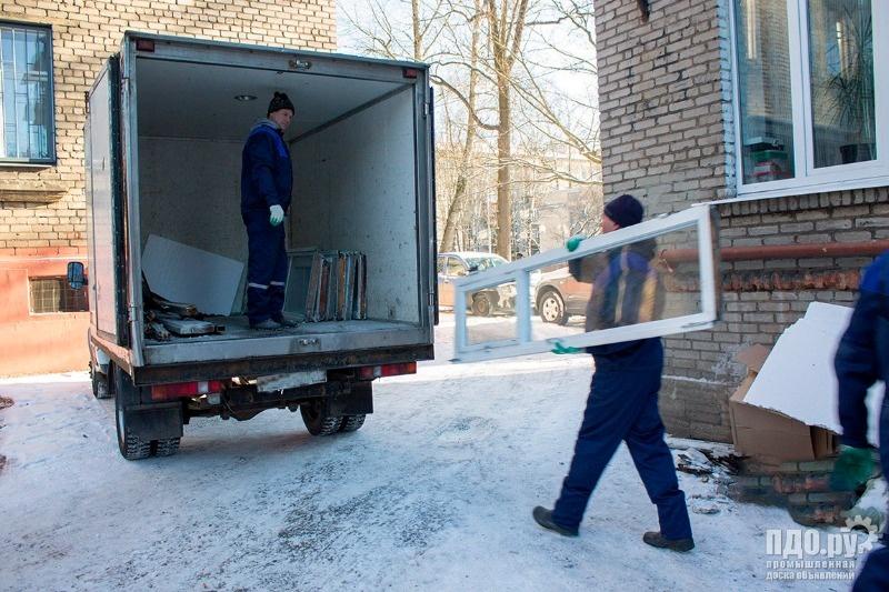 Вывоз мусора, хлама и веток с дачи Нижний Новгород