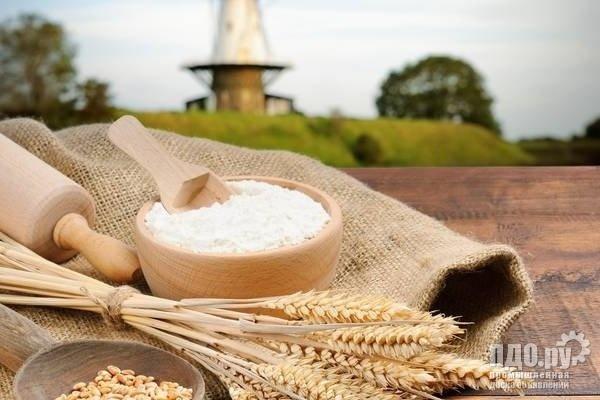 Реализуем крупным оптом муку пшеничную в/с