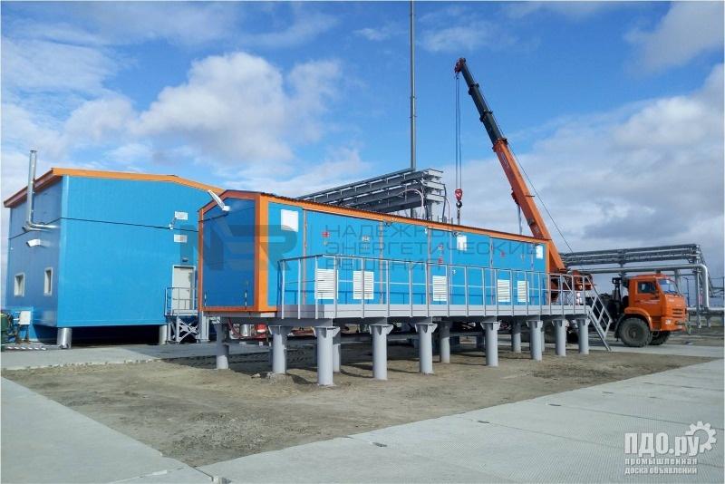 Проектирование и производство быстровозводимых и блочно-модульных зданий