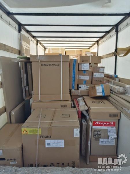 Доставка и подъем мебели  и стройматериалов