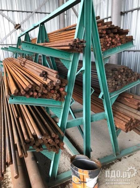 Круг инструментальная и конструкционная стали