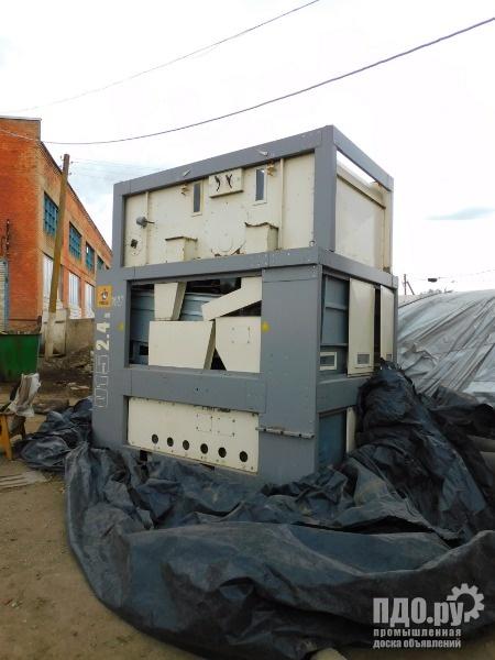 Продается универсальная зерно-семяочистительная машина U15 2,4 Petkus