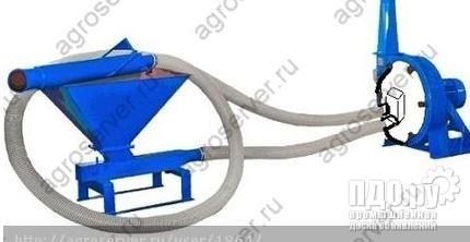 Дробилка Зерна, Смеситель 500 кг