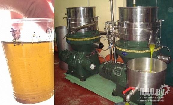 Рапсовое масло - производство