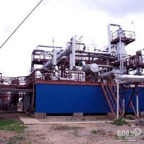 Нефтеперерабатывающий завод НПЗ в Тульской области