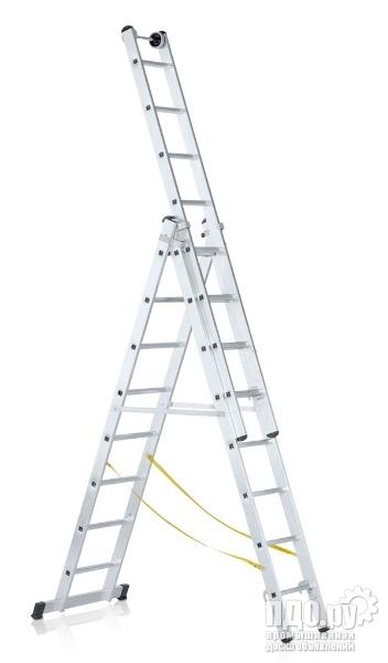 Поставка: Лестницы алюминиевые  Zarges Германия.