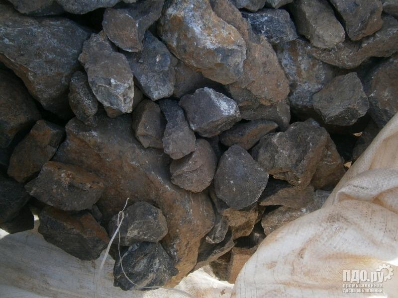 Продам хромитовую руду с содержанием оксида хрома