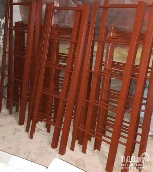 Лестницы-стремянки С1-03 для спуска в канализационные колодцы по ТПР 902-09-22.84