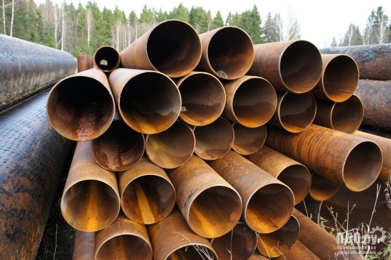 Срочно купим бу трубы 159 219 325 377 426 530 630 с демонтажа и другой металлопрокат Трубокомплект
