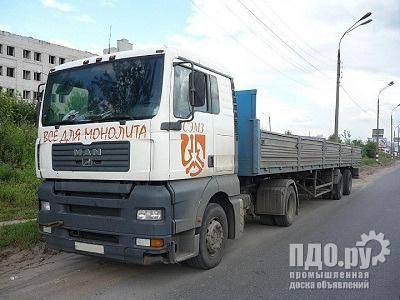 Грузоперевозки в Нижнем Новгороде и России.
