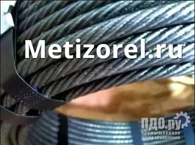 Канат ГОСТ 2688-80 двойной свивки типа ЛК-Р