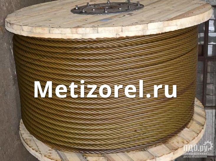 Подъемные канат для кран балки, тали и лебедки ГОСТ 2688 80