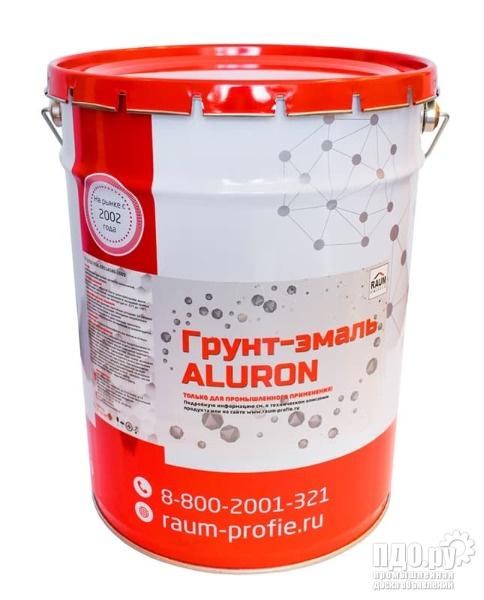 Грунт-эмаль по металлу Aluron
