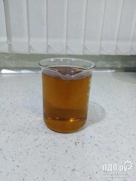 Подсолнечное масло нерафинированное наливом