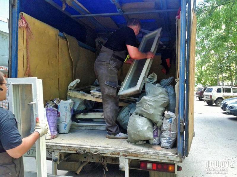 Газель под мусор в Нижнем Новгороде