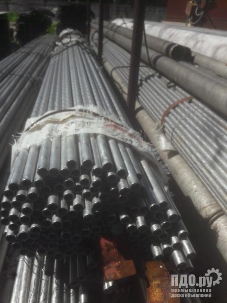 Трубы 02Х18Н11 ф25мм х 2мм 4,2тн