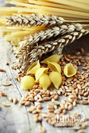 Твердая пшеница!