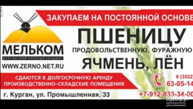 Закупаем пшеницу -14000