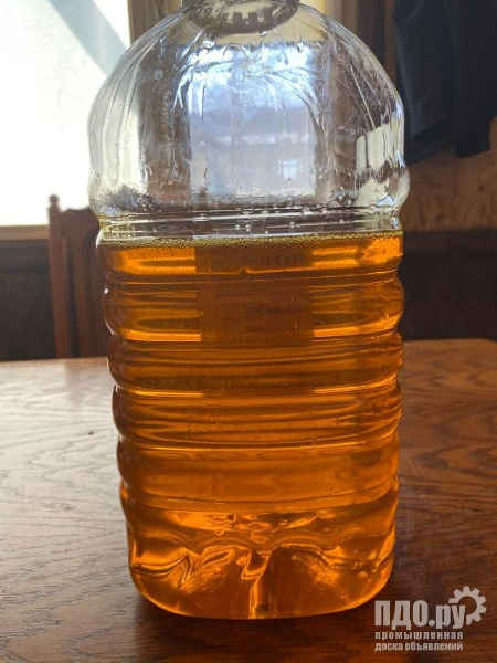 Подсолнечное нерафинированное масло наливом
