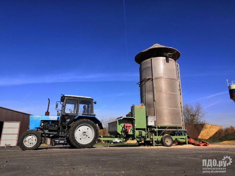 Услуга по сушке зерна