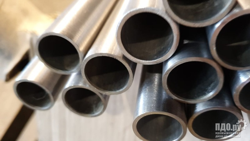 производство и продажа титановой трубы