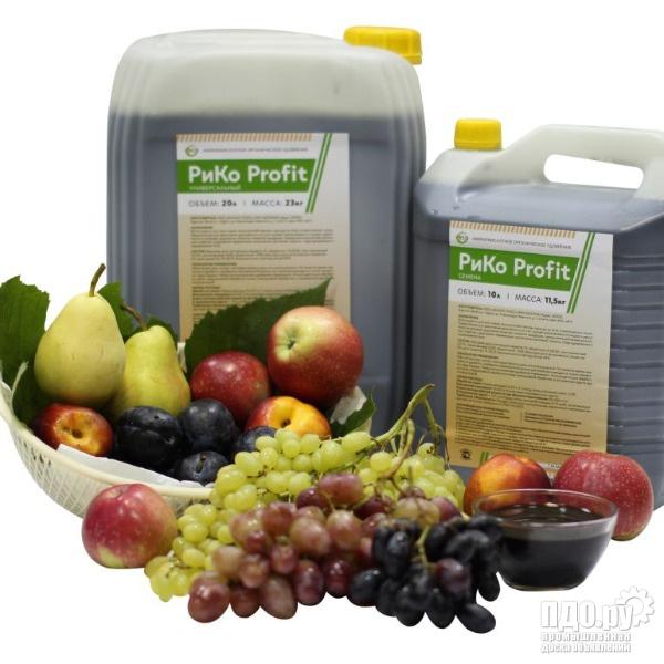 РиКо Profit Органическое Аминокислотное Удобрение